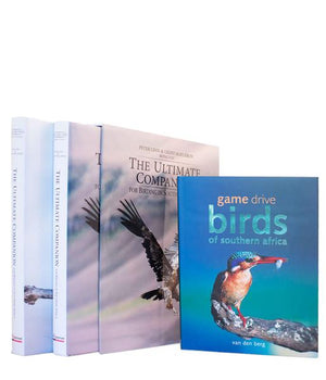 Ultimate Birding Companion with Game Drive Birds - HPH Publishing
