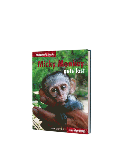 Micky Monkey Gets Lost - HPH Publishing