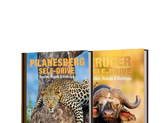 Kruger and Pilanesberg Bundle - HPH Publishing
