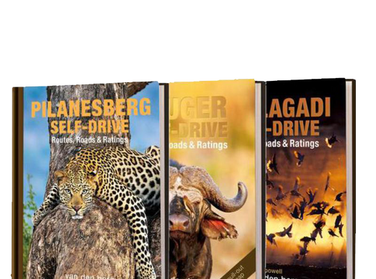 Kruger, Kgalagadi and Pilanesberg Self-Drives - HPH Publishing
