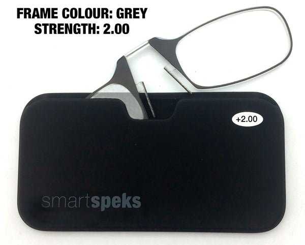 SmartSpeks Grey 2.00 Strength ISBN 700083691231 - HPH Publishing