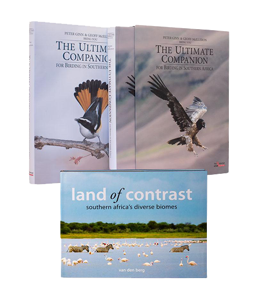 The Ultimate Bird Companion Set and Land of Contrast