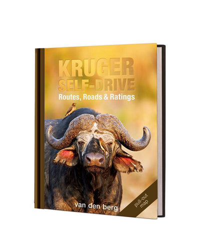 Bundle of Kruger, Kgalagadi and Pilanesberg Self-Drive Books