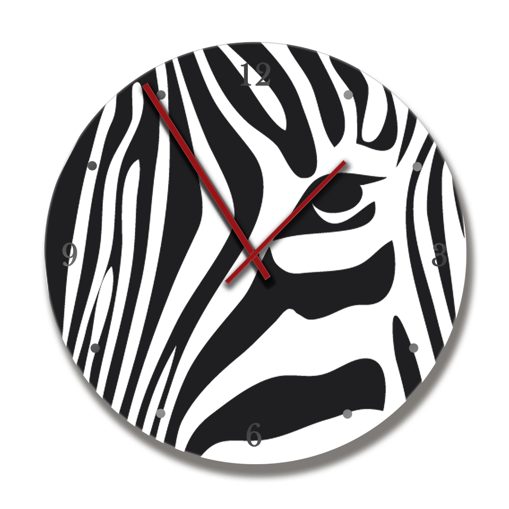 PrintWildClock with HPH Zebra - HPH Publishing