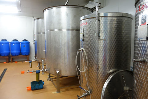 olive oil container drums