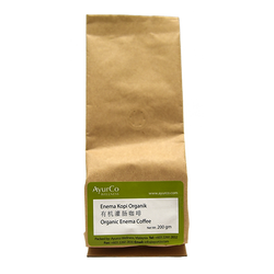 Enema Coffee (200gm) - Ayurco Wellness