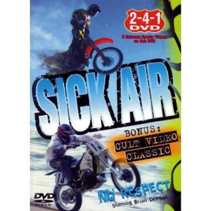 Sick Air/No Respect (DVD) 2 Extreme Sports Videos on One DVD