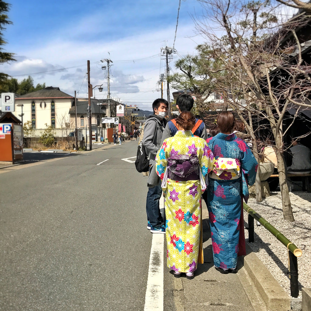 5 Things You Can Only Experience From Walking In Japan