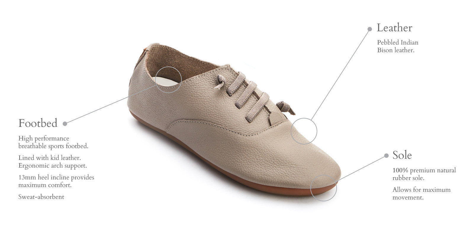 36599e89a54c Lil  Luisa - Dove Grey – Anothersole Singapore
