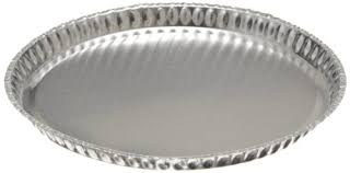 80 Count Ohaus Disposable Aluminum Sample Pans - Part # 80850086