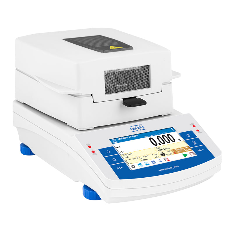Radwag MA 50.X2 Touchscreen Moisture Analyzer