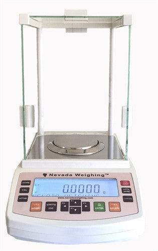 Nevada Weighing AB-220 Analytical Balance | 0.1 MG | 0.0001 GRAM