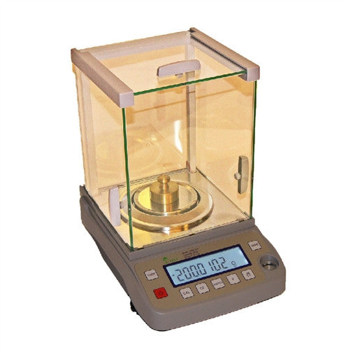 LW Measurements Tree HRB 224 Magnetic Force Precision Balance 220g x 0.1mg