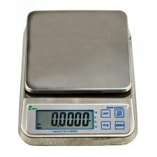 LW Measurements Tree MRW 3 lb  Washdown Scale - 3 lb x 0.0001 lb