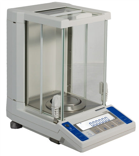 Intelligent Weighing Technology Vibra LF-225DR | 92 G x 0.01 MG | 220 G x 0.1 MG | Analytical Balance