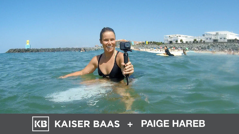 Q&A With: Paige Hareb