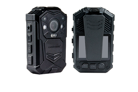 kaiser baas k10 body-worn camera
