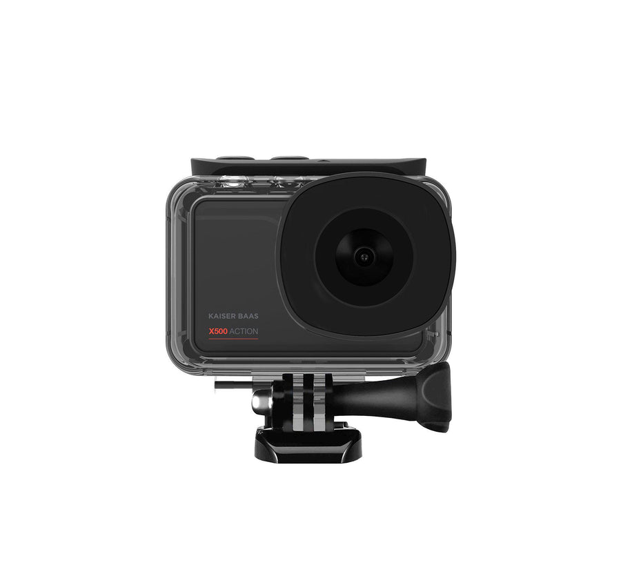 Kaiser Baas X500 4K 60FPS Action Camera – KAISER BAAS