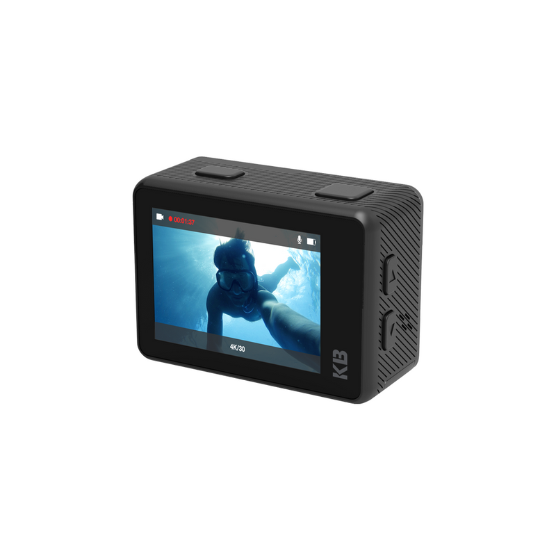 X230 1080P 60FPS Action Camera - KAISER BAAS