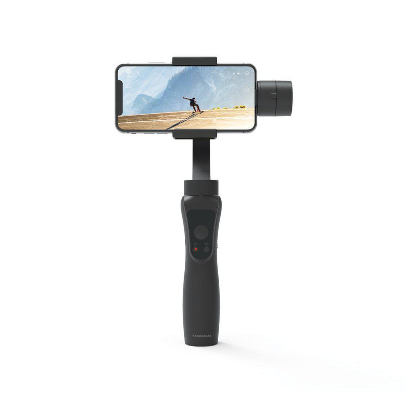S1 Gimbal with Selfie Pole, Tripod and Bluetooth Remote