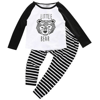 Little Bear Clothing Set