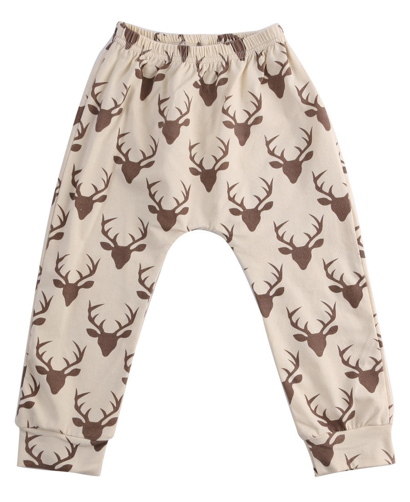 Deer Head Antler Pants or Leggings Ready To Ship!
