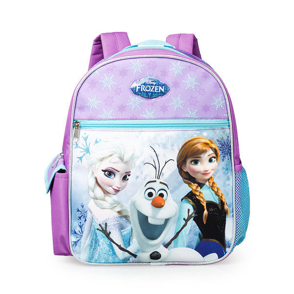 ON SALE! READY TO SHIP! FROZEN Elsa, Anna, and Olaf Backpacks