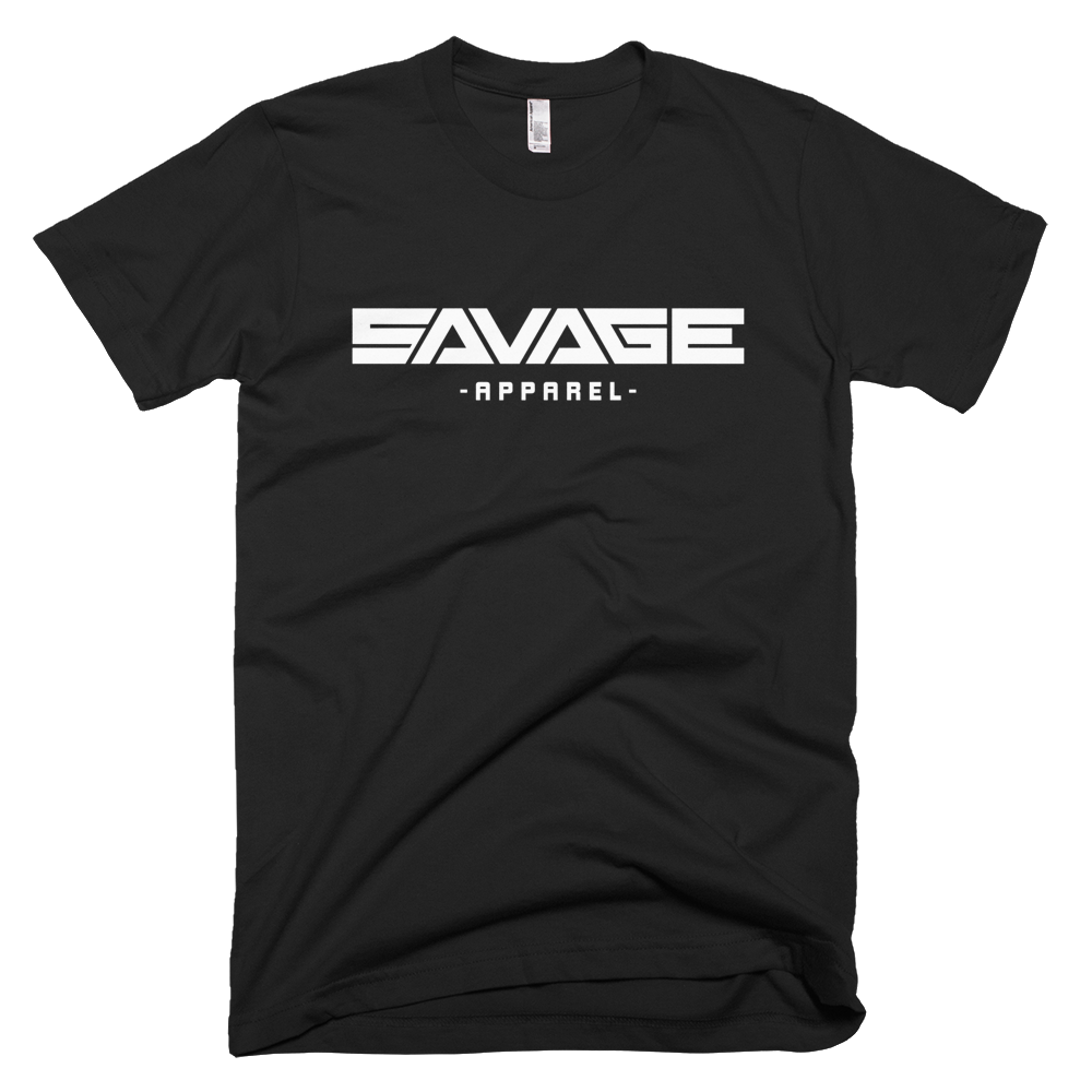Savage Apparel Short Sleeve - Savage Supplements