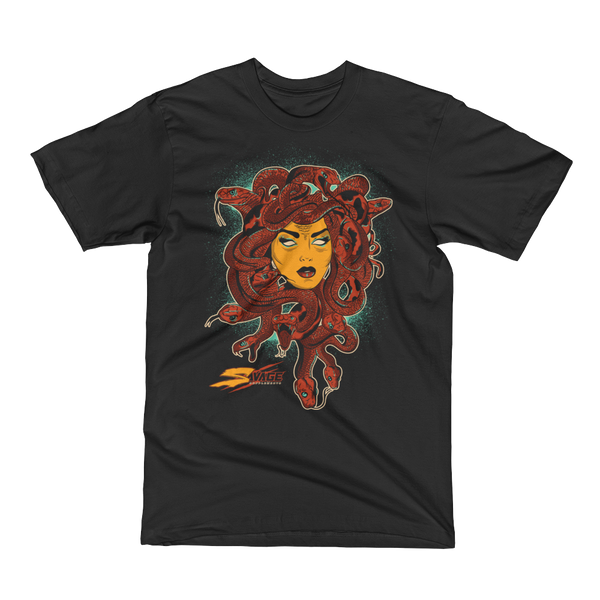 MEDUSA Graphic Tee - Savage Supplements