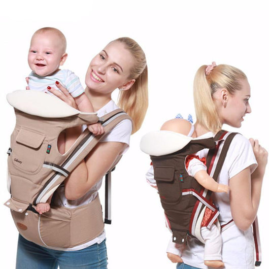 34298156e51 Luxury 9 in 1 Hipseat Ergonomic Baby Carrier – DEAL INC