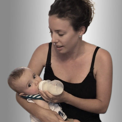 Baby refusing bottle is a cause for anxiety for many parents...What to do