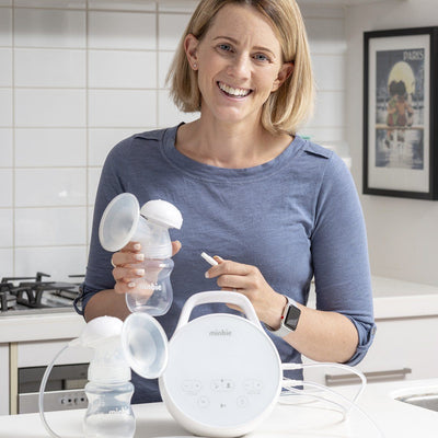 Breast pump and Expression basics