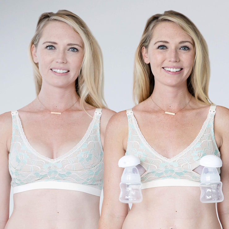 Nursing Hands-Free Pumping Bra