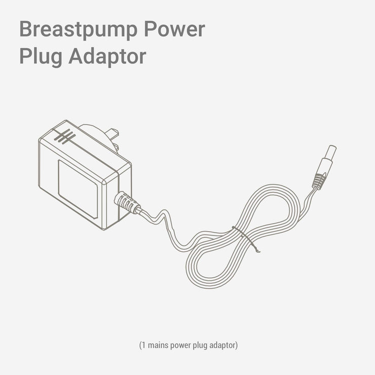 Breast Pump UK Power Adapter Minbie UK