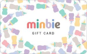 Gift Card Gift Card Minbie UK