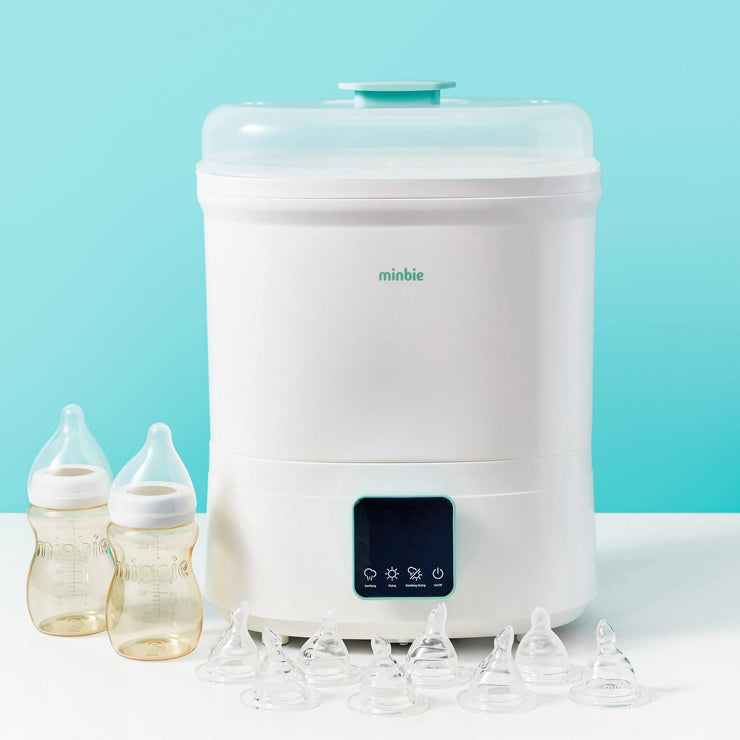 Steriliser & Bottle Bundle Kits Minbie UK