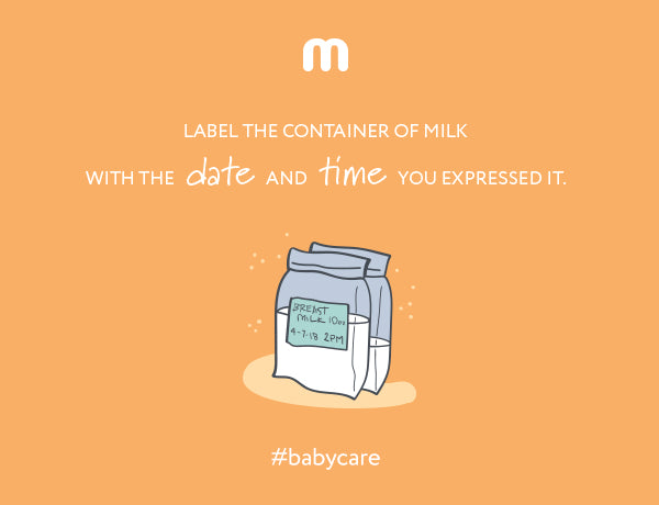 Safely store and transport breast milk - Minbie US
