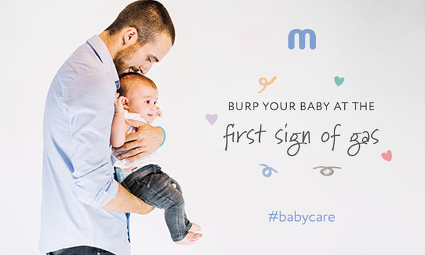 Baby Burping and Expert Tips on How to Burp a Baby | Minbie