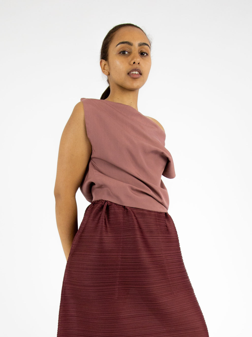 Sonora Top - Plum
