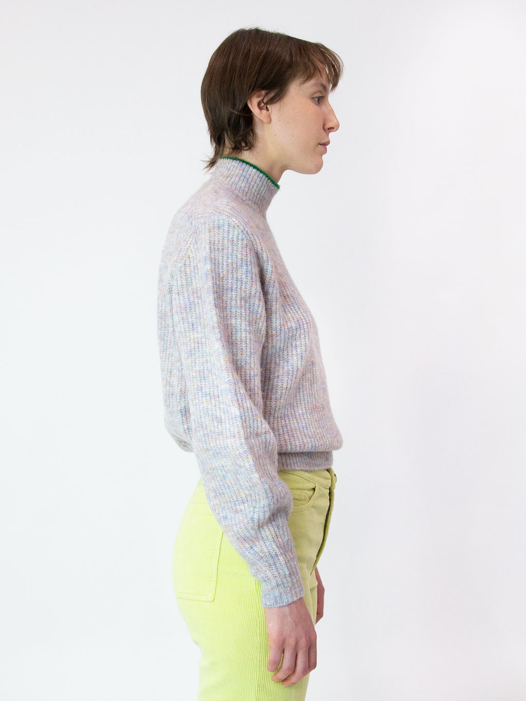 PALOMA WOOL Himalaya Turtleneck Knit - Off White
