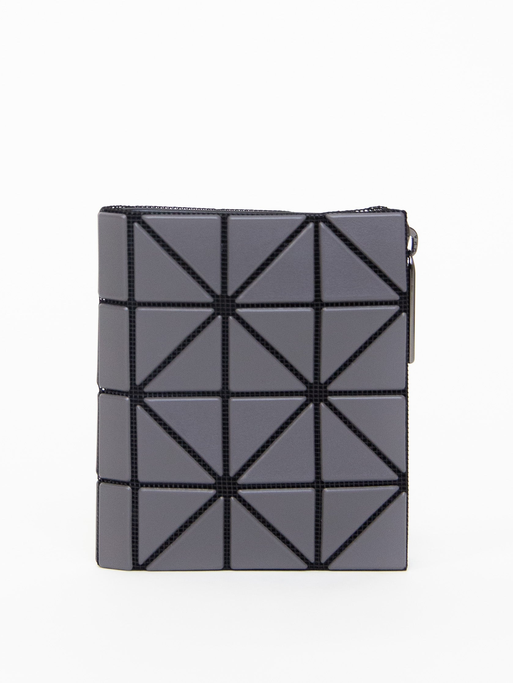 Book Wallet Matte - Charcoal Grey