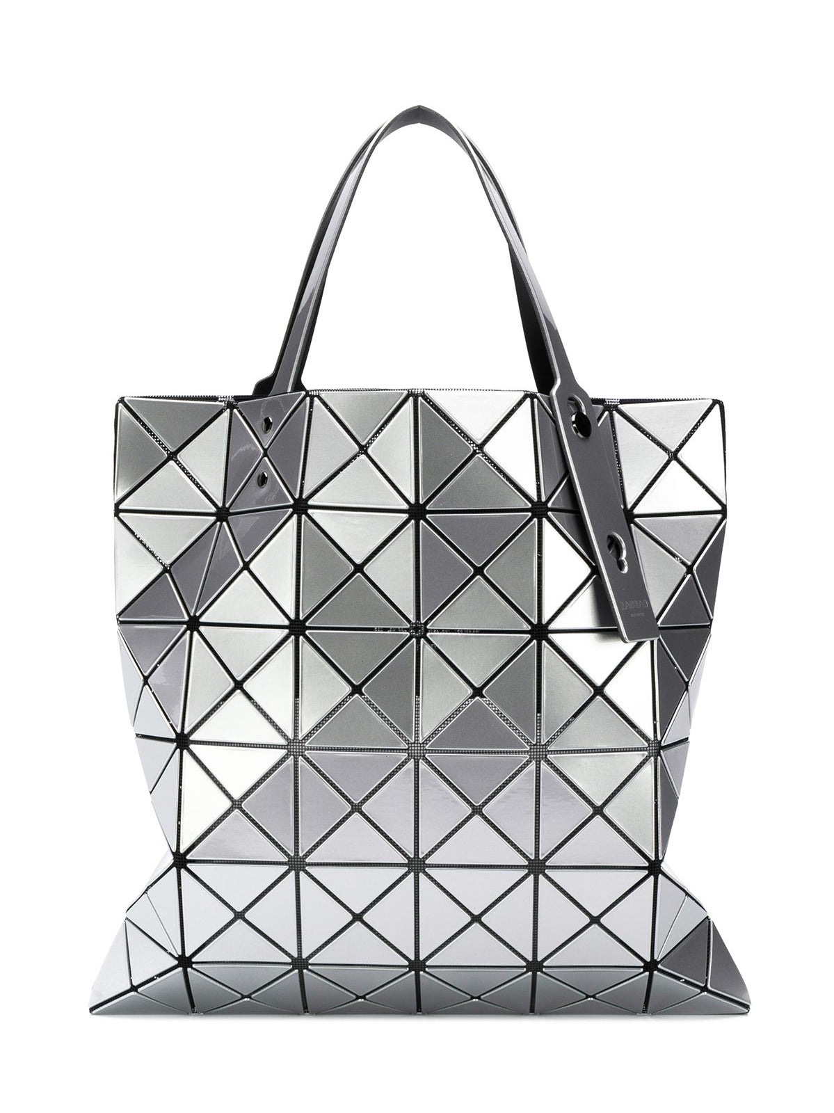 Lucent Basics Tote Bag - Silver