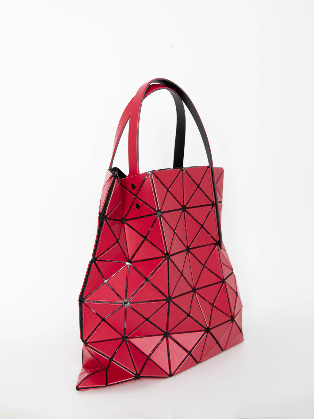 Lucent Matte II Tote Bag - Red