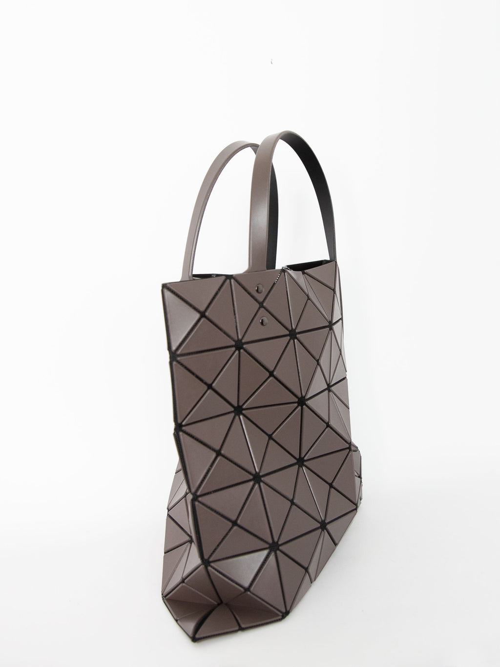 Lucent Matte II Tote Bag - Brown