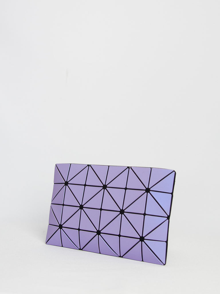 Lucent Metallic Pouch - Lavender