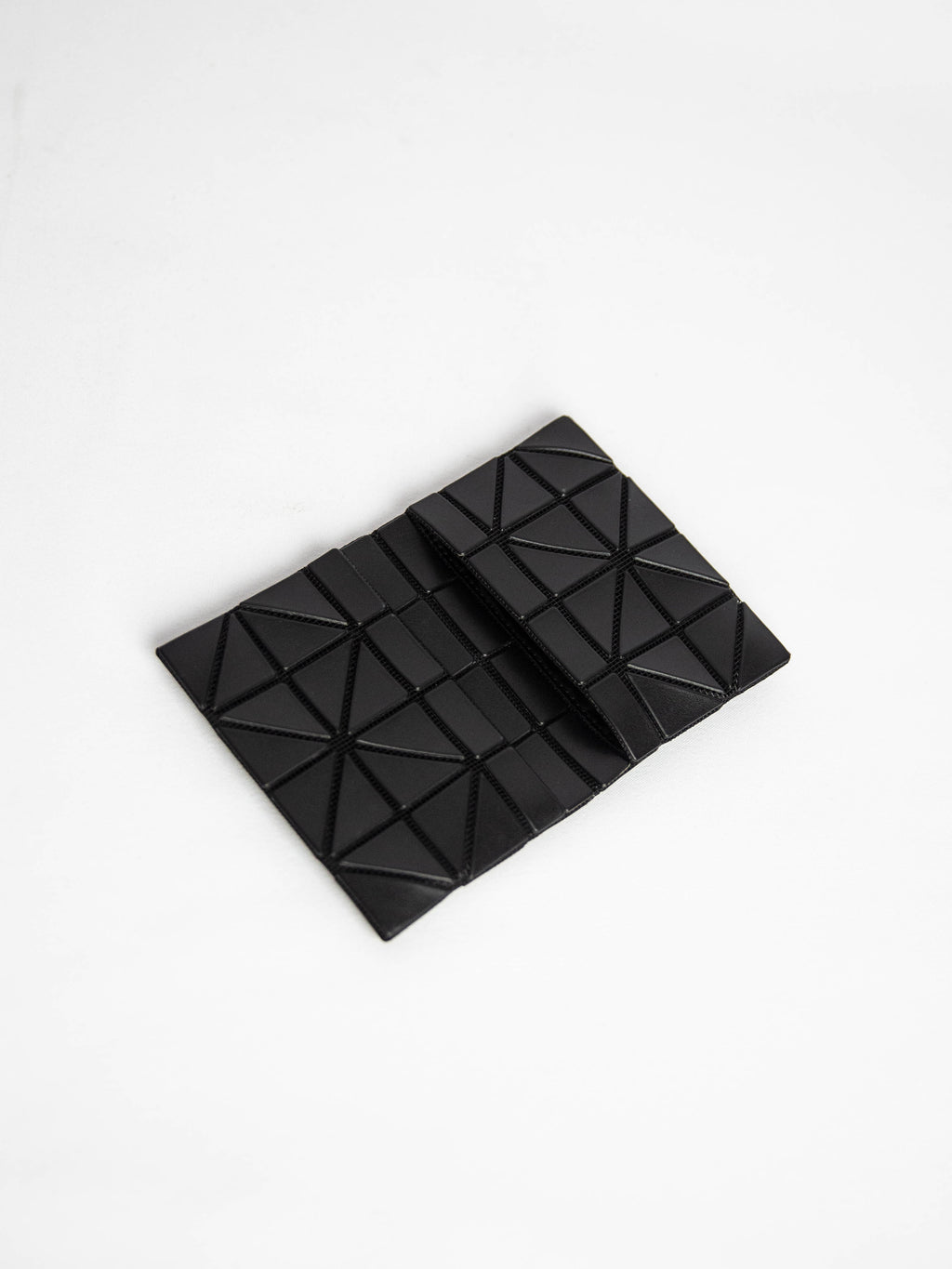 Matte Card Case - Matte Black