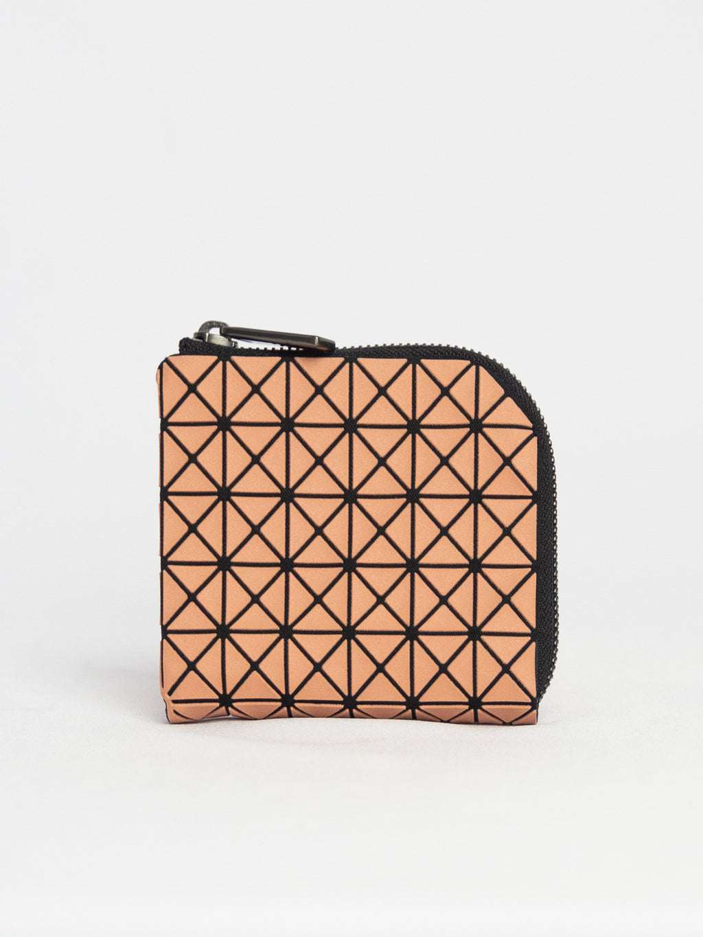 Kuro Clam Wallet - Salmon Pink