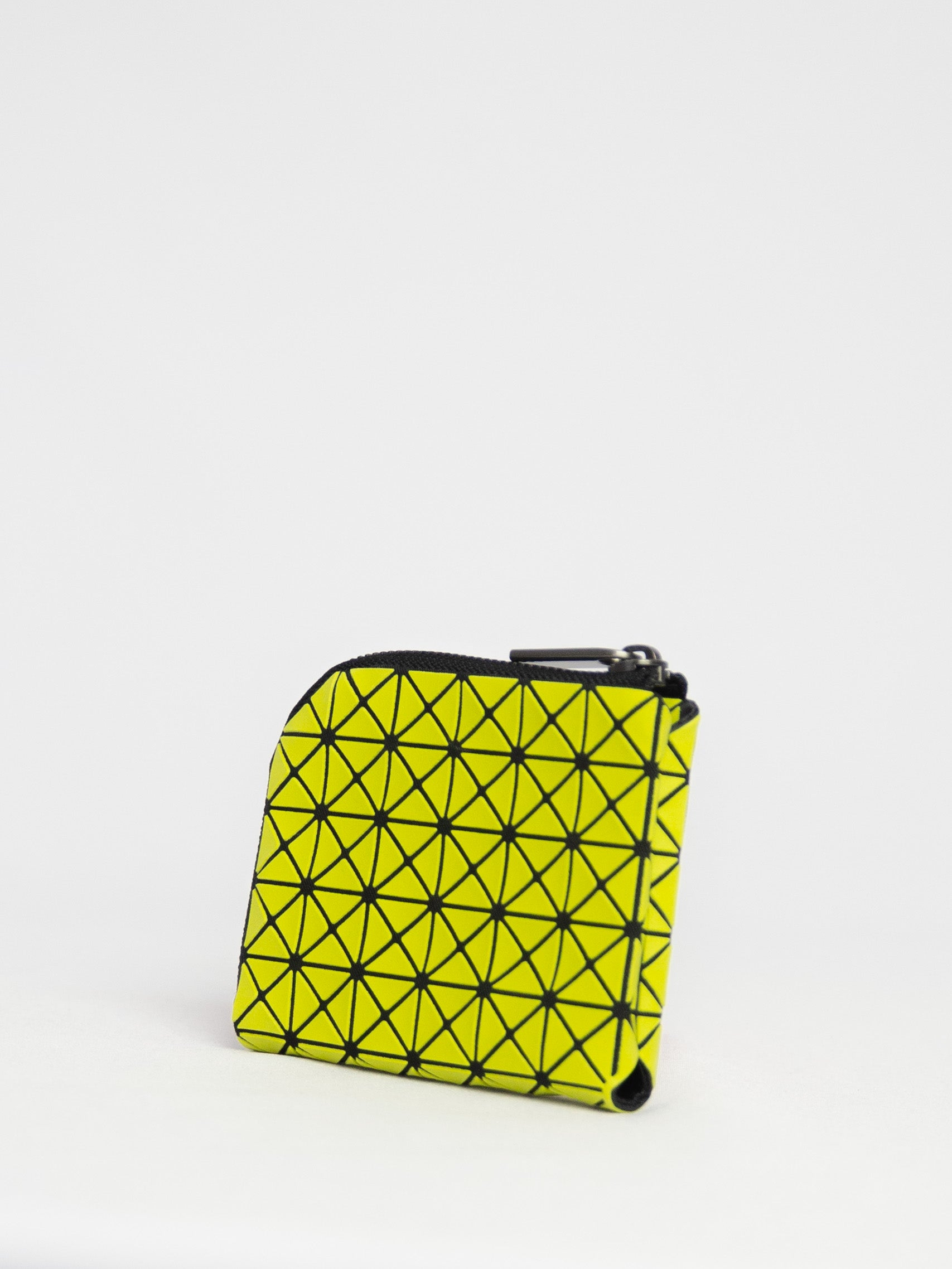Kuro Clam Wallet - Lime Yellow