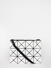 Lucent Basics Crossbody Bag - White
