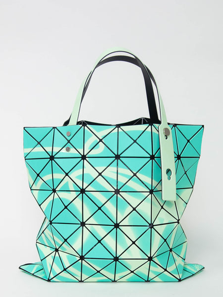 BAO BAO ISSEY MIYAKE Neon Tote Bag with Flashlight